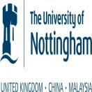 Current research opportunities with the University of Nottingham