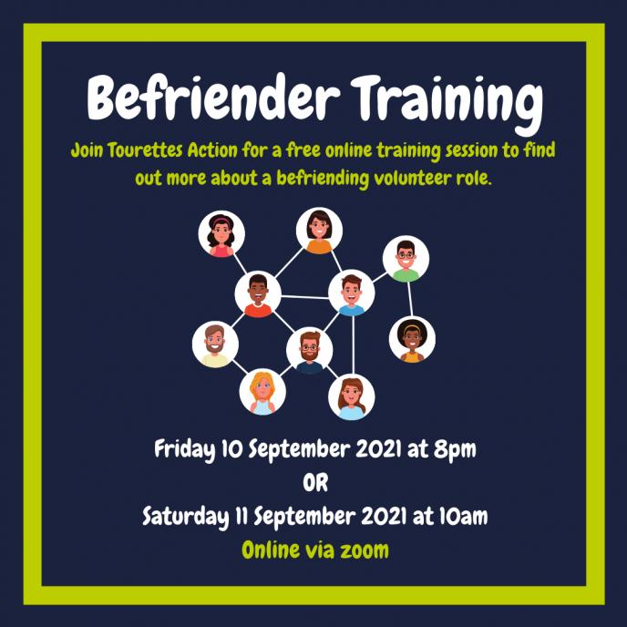 Befriender Training