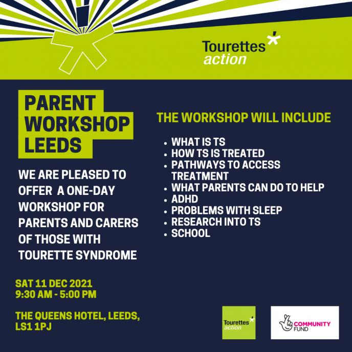 Parent Workshop - Leeds