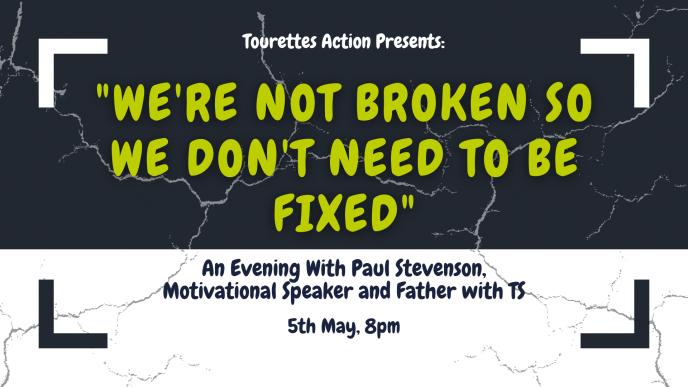 Webinar - An evening with Paul Stevenson