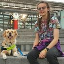 How having my Assistance dog, Lexi, changed my life around.