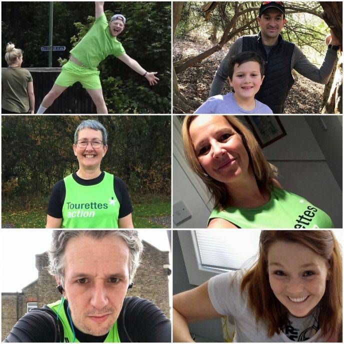 Meet the 2019 Team TA Marathon Super Heroes!