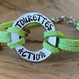 Tourettes Action bracelet
